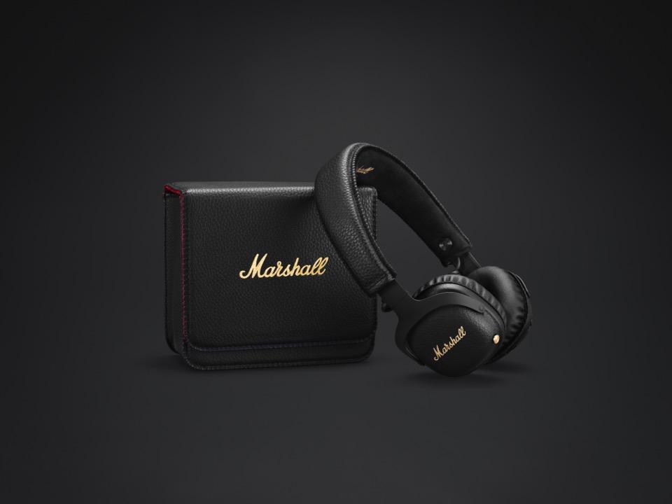 Marshall midANC 0810 lowres - Estos audífonos de Marshall cancelarán cualquier ruido