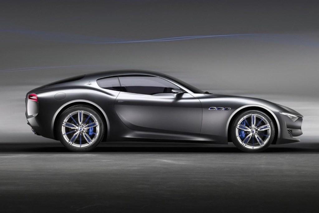 Maserati Alfieri: el nuevo deportivo eléctrico que pondrá a Tesla a temblar