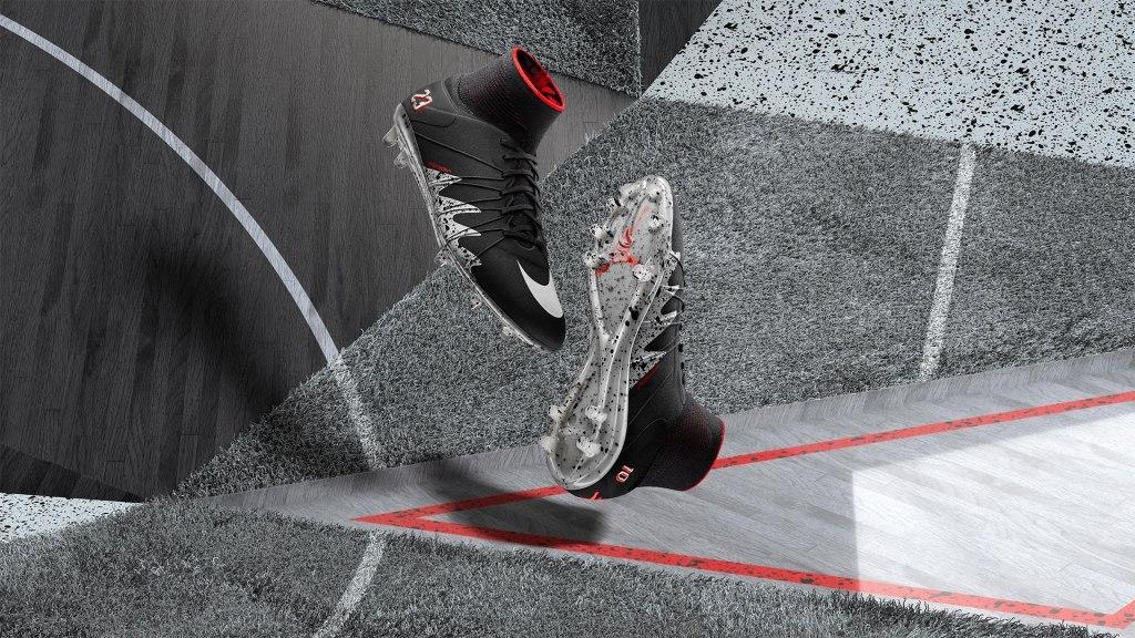 La forma correcta de patear el balón en el Mundial es con este calzado