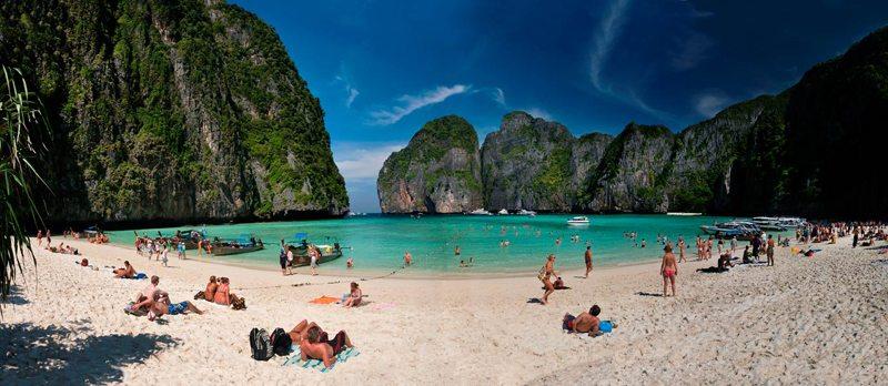 maya beach - Top 10: escenarios de película que puedes visitar en vacaciones