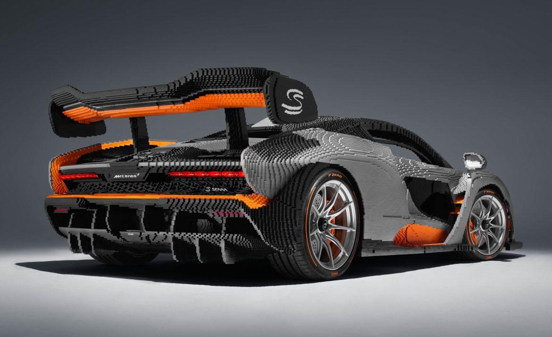 mclaren senna lego 4 1553623098 - Este McLaren Senna tardó cinco mil horas en construirse con LEGO