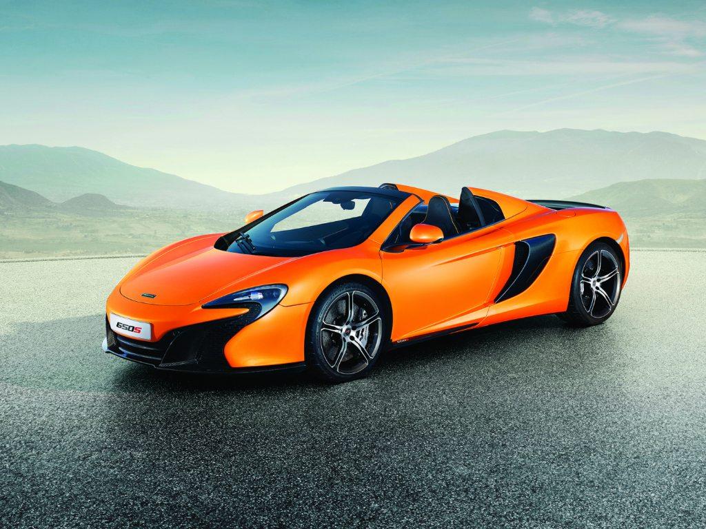 Car Of The Year: McLaren 650S Spider