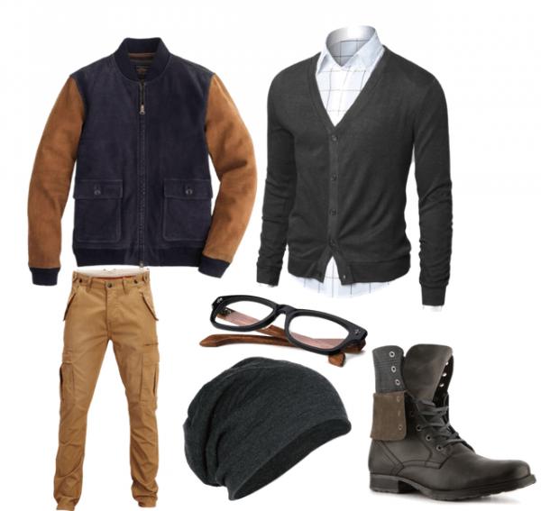 Mens Hipster Clothing Combination Ideas 7 600x567 - Triunfa con estos looks este San Valentín (sólo para él)