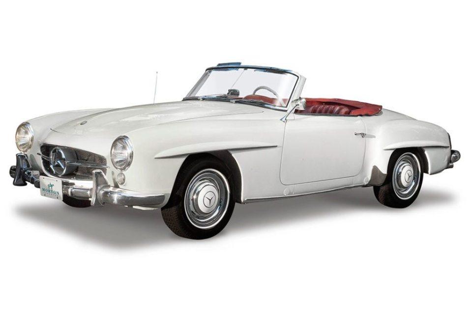 mercedes 1024x683 - 14 modelos clásicos de autos serán subastados por Morton Subastas