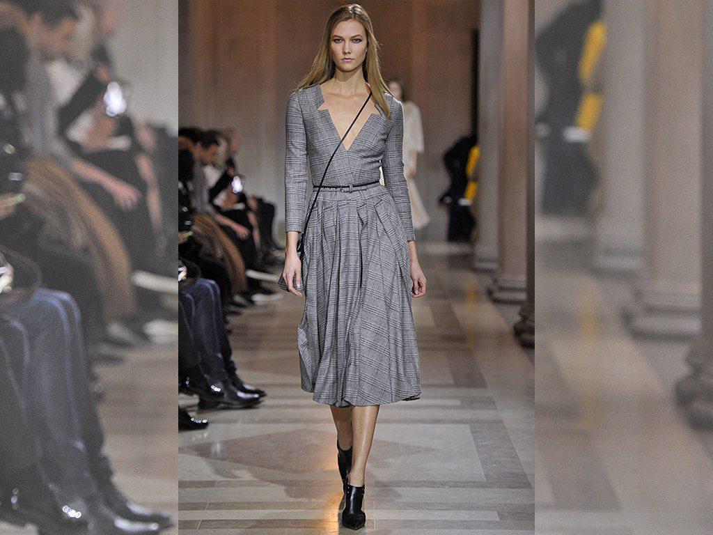 Carolina Herrera presenta su nueva colección en el Fashion Week de Nueva York