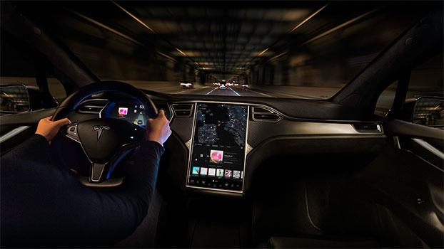 ModelXinterior - ¡Confirmado! Así son los vehículos autónomos de Apple