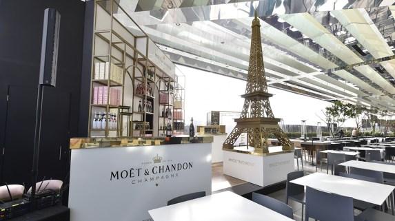 moet 300x168 - Moët & Chandon, el champagne de El Gran Showman