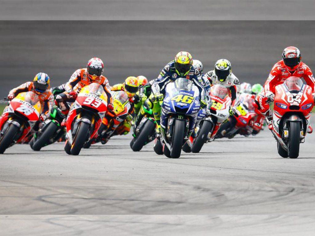 Fin de semana de Moto GP