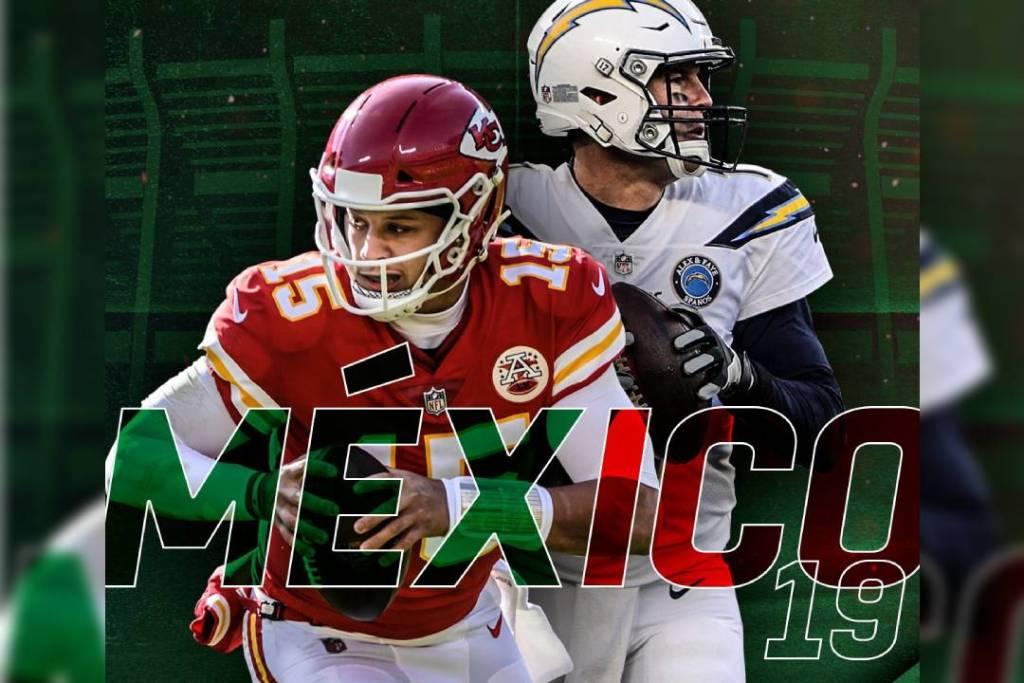 ¡La NFL llegará a CDMX!