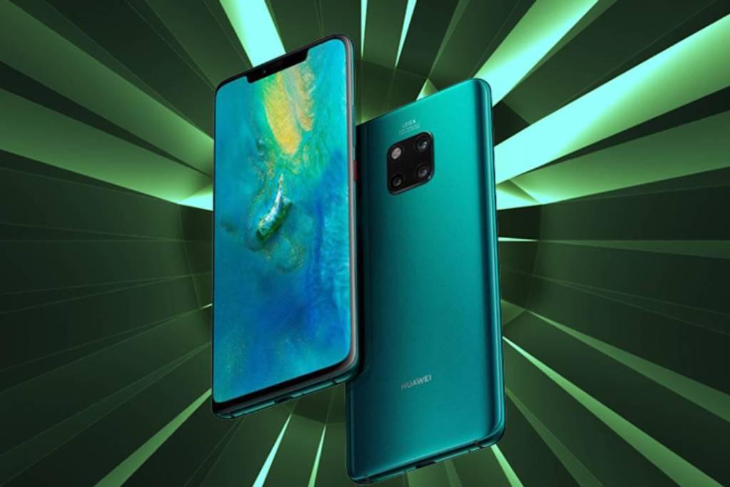 Huawei Mate 20 Pro, el celular que enamora a Barcelona