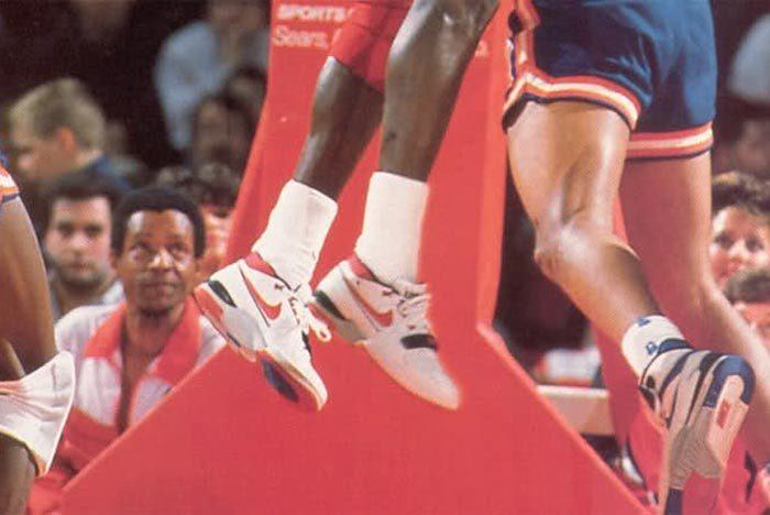 NIKE AIR ALPHA FORCE 8 - Estos rarísimos Air Alpha Force Michael Jordan pueden ser tuyos
