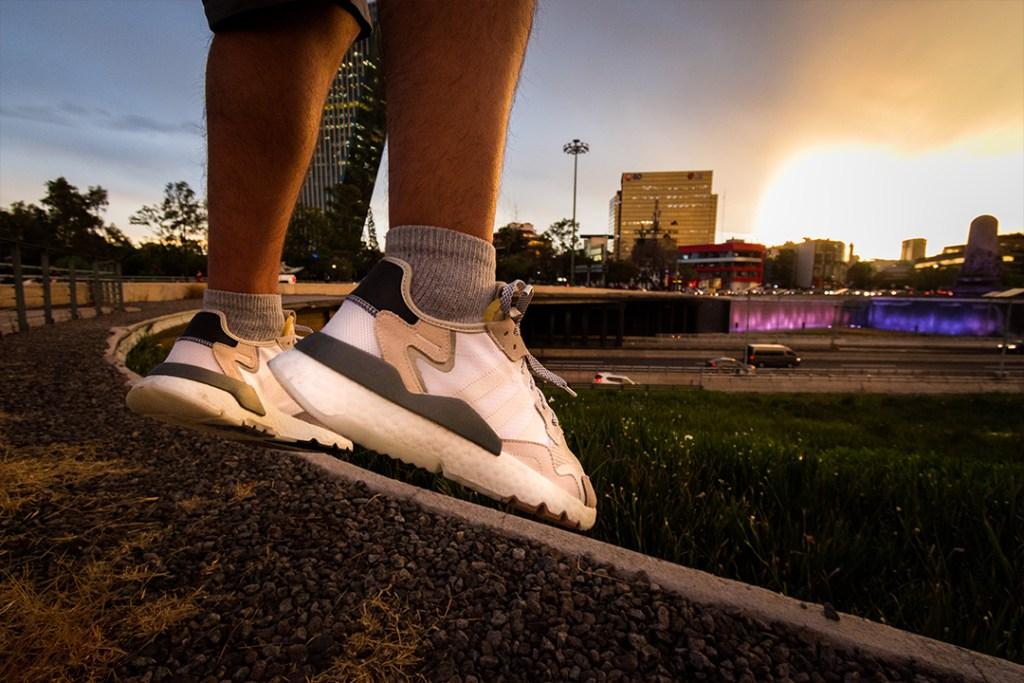 Nite Jogger el nuevo calzado para los corredores nocturnos de adidas Originals