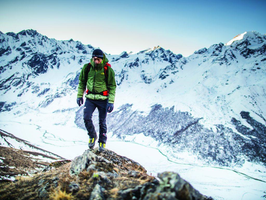 En la cima del mundo con The North Face