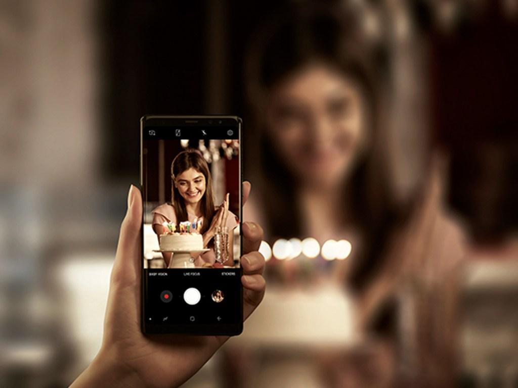 4 cosas que nos gustaron del nuevo Note 8 de Samsung