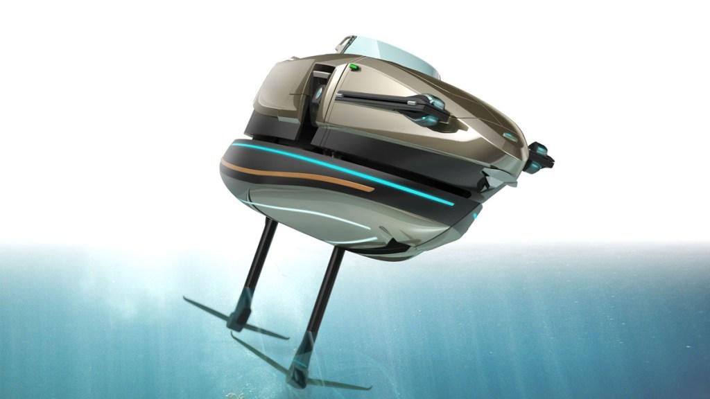 No es una lancha, ni un catamarán o una hidroala es, Kormaran 7