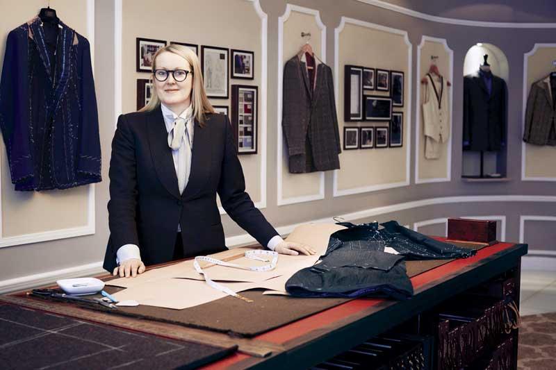 Los mejores sastres de Londres mantienen a Savile Row a la vanguardia