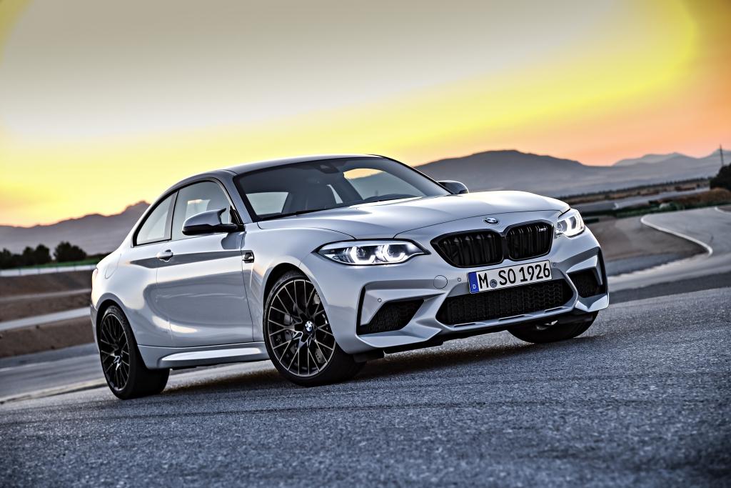 P90298653 highRes the new bmw m2 compe 1 1024x683 - M2 Competition, el pequeño más feroz de BMW