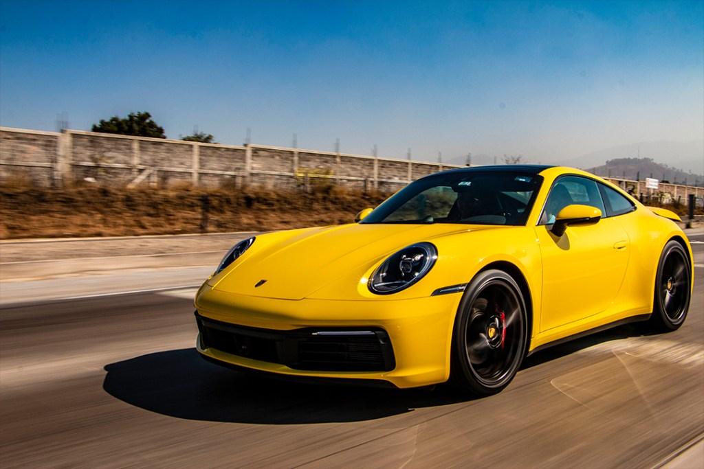 Nuevo Porsche 911 la leyenda sigue viva