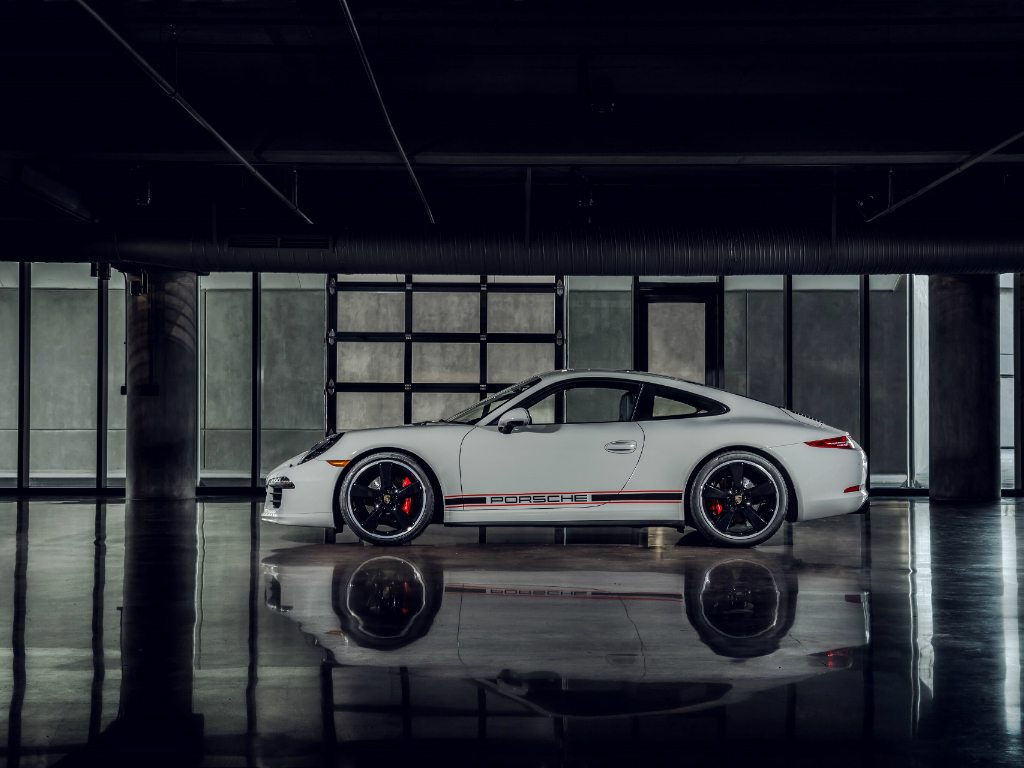 Presentan el Porsche 911 Carrera GTS Rennsport Reunion Edition