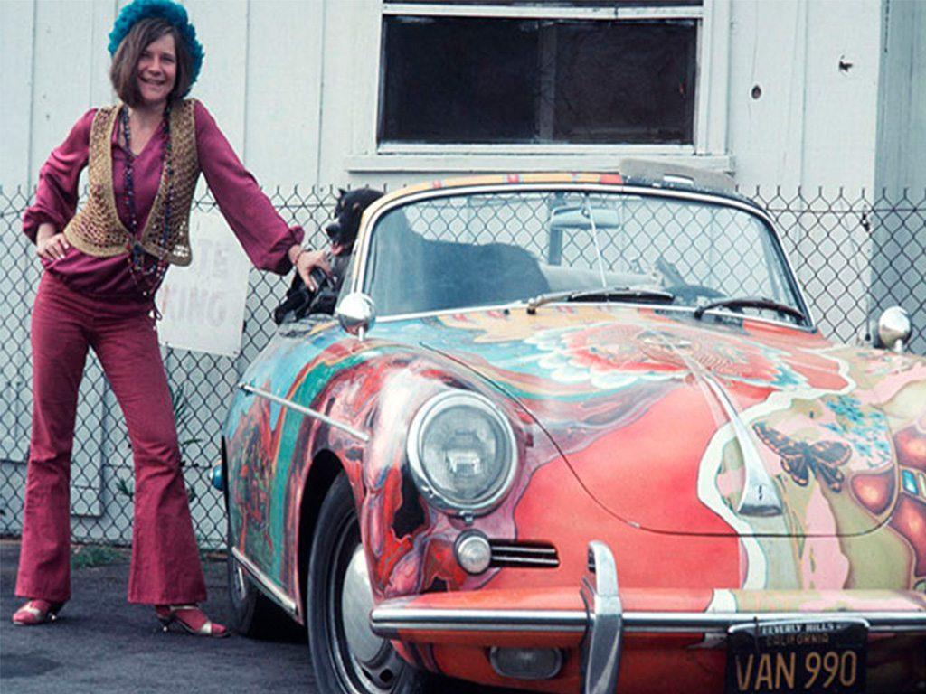 ¿Te gustaría ser el nuevo dueño del Porsche de Janis Joplin?