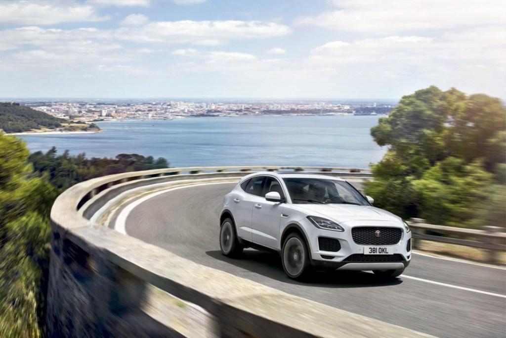 La nueva E-Pace de Jaguar, un SUV que conquistará a los millennials