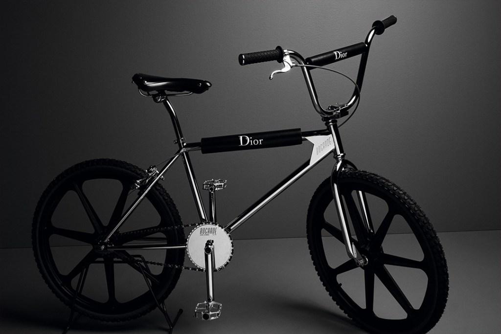 Dior le pone glamour al ciclismo con esta bicicleta de 60 mil pesos