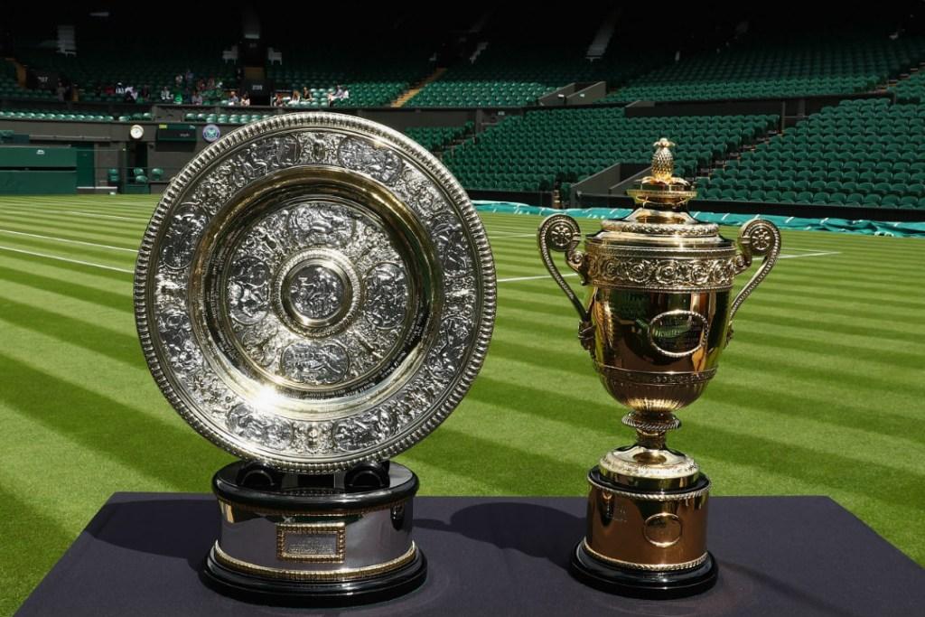 El nuevo premio de Wimbledon 2018 te hará querer tomar clases de tenis