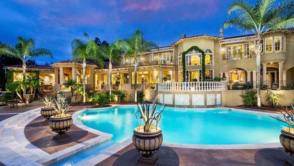 Subastarán exclusiva mansión de 11 habitaciones en San Diego
