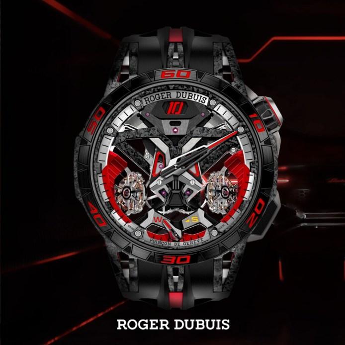 RDDBEX0765 Excalibur One Off IG post 1 1819840 1024x1024 - Sólo existe una pieza de este imponente Roger Dubuis