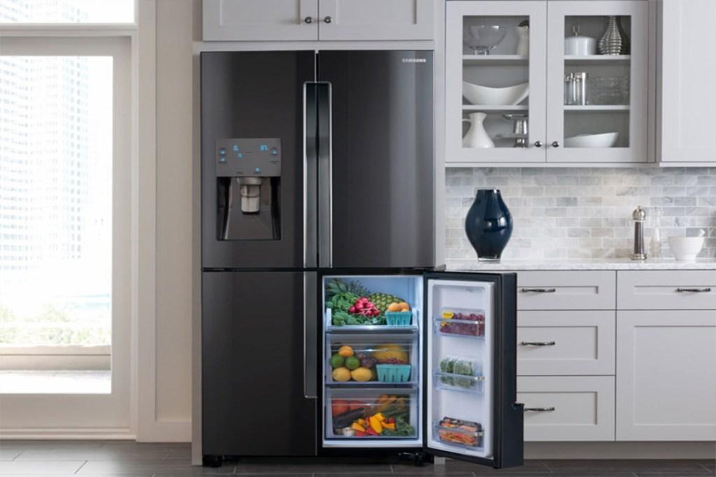 Samsung ofrece cuatro refrigeradores en uno, ¿cuál vas a usar hoy?