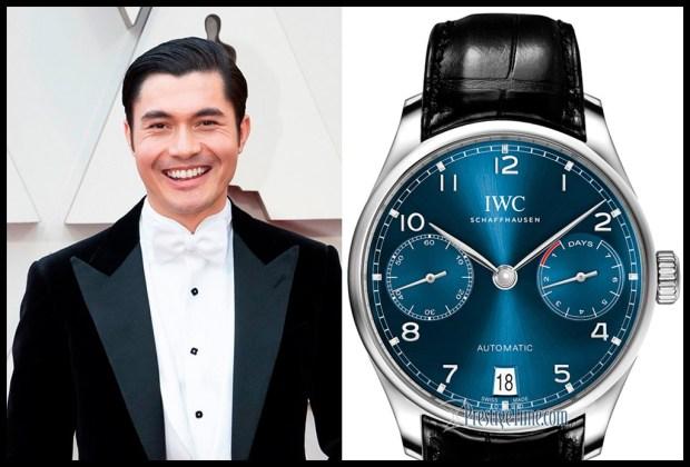 relojes bonitos oscares ok 5 1 - 7 relojes que también fueron protagonistas en los premios Oscar 2019