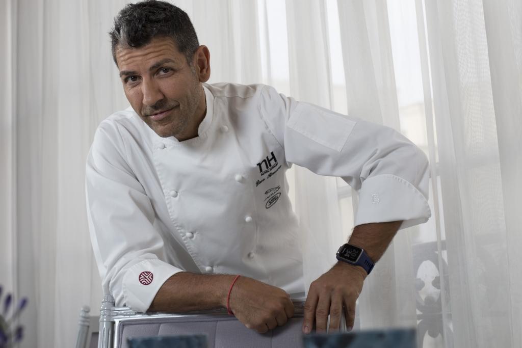 RETRATO PACO RONCERO 1024x683 - La cocina de vanguardia madrileña llega a Millesime con Paco Roncero