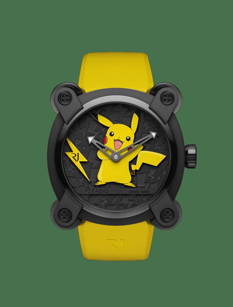 Los relojes más exóticos del SIAR