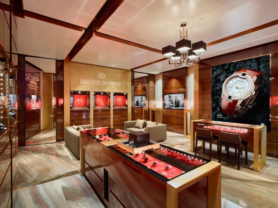 Roger Dubuis Madison Boutique 2 1024x767 - Roger Dubuis abre por primera vez una boutique en EU