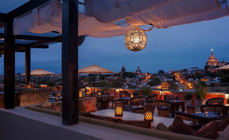 rosewood san miguel de - 5 destinos cercanos a la Ciudad de México para disfrutar esta Semana Santa