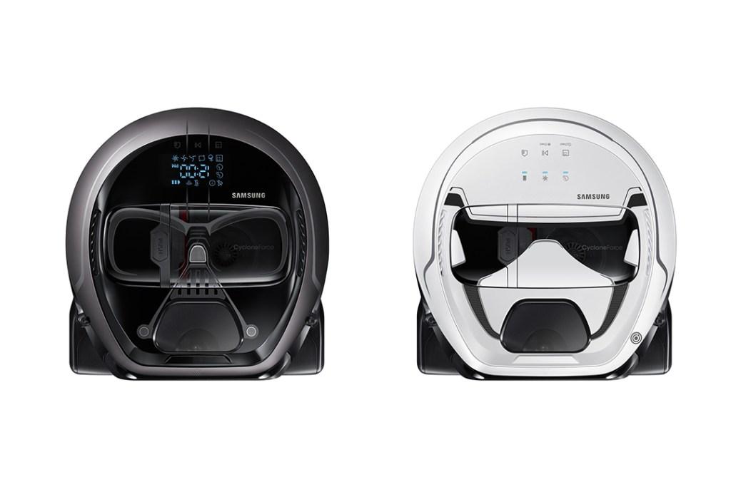 Fanáticos de Star Wars que aspiran a acabar con el lado oscuro del hogar, esto es para ustedes