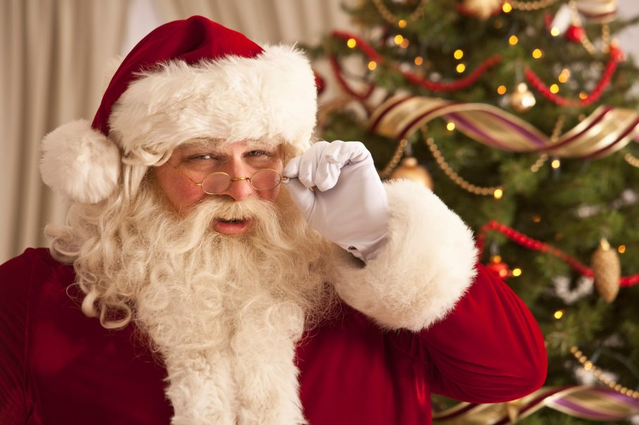 santa claus orig - Santa Claus llega a Four Seasons este domingo