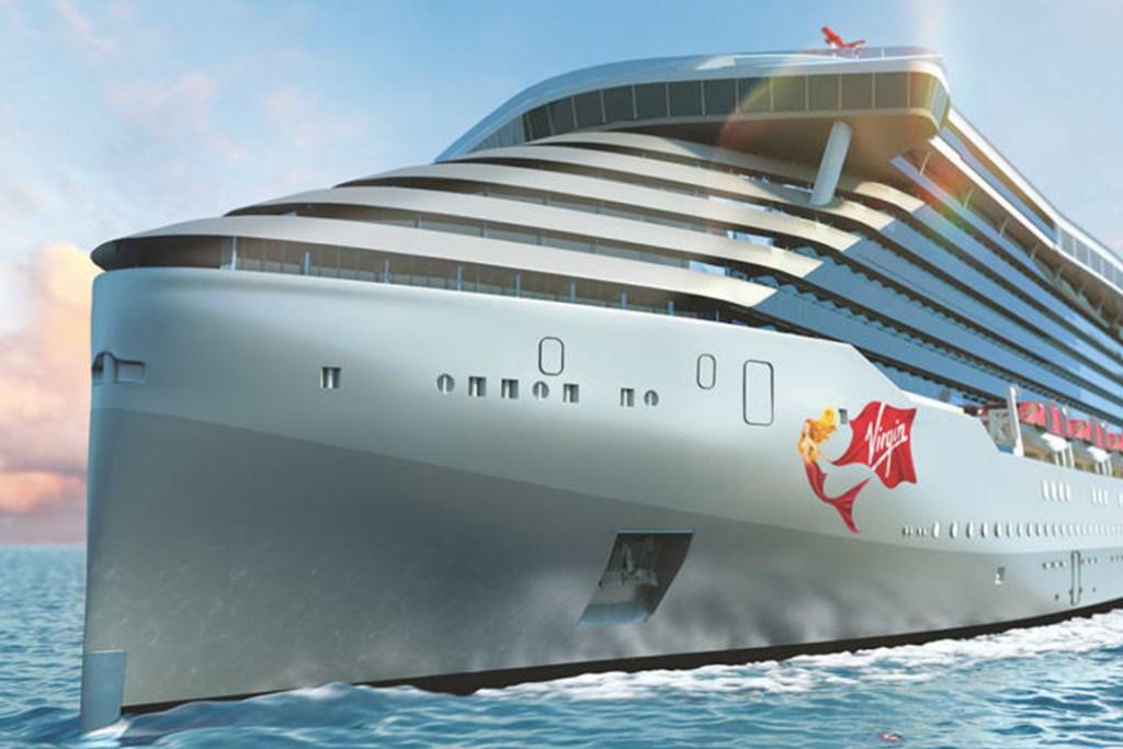 Virgin's Scarlet Lady, el próximo crucero 'Rockstar' de los mares