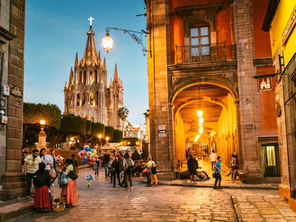 5 restaurantes para visitar en San Miguel de Allende