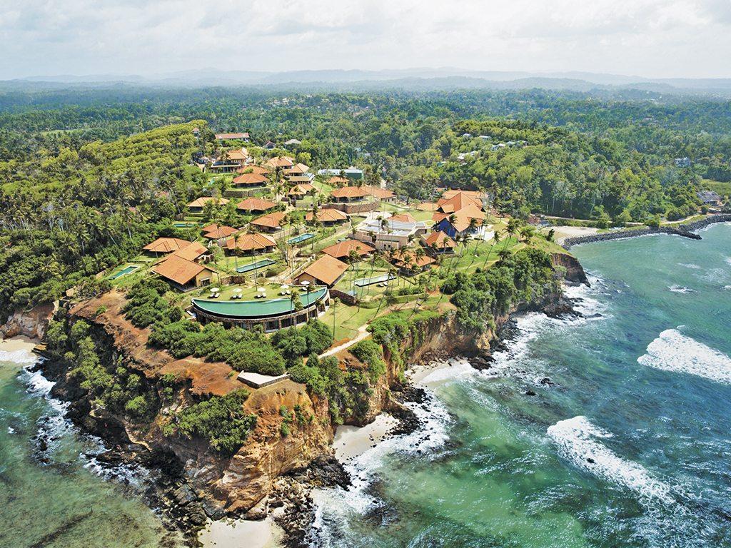 Cape Weligama, un verdadero oasis en Sri Lanka