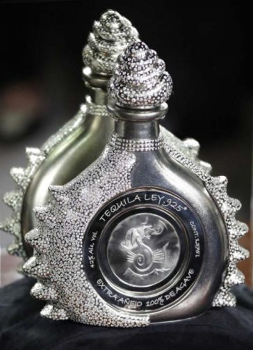 tequila ley 925 - 30 tequilas para la colección de un buen patriota