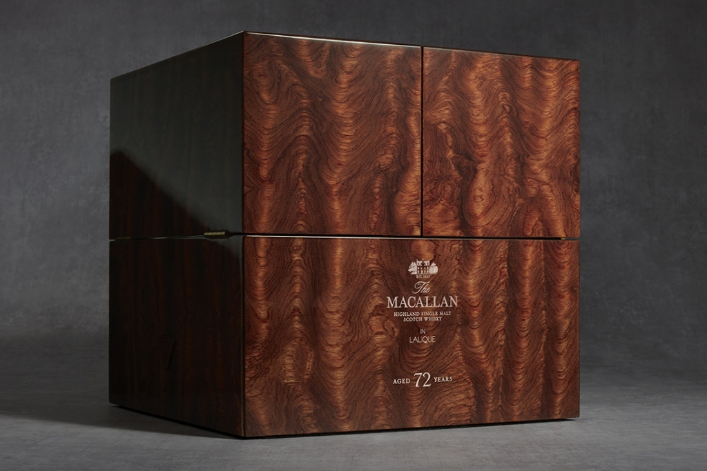 The Macallan 72 Year Aged Single Malt 1 1024x683 - Genesis Decanter, el whisky de 72 años que solo probarás una vez en vida