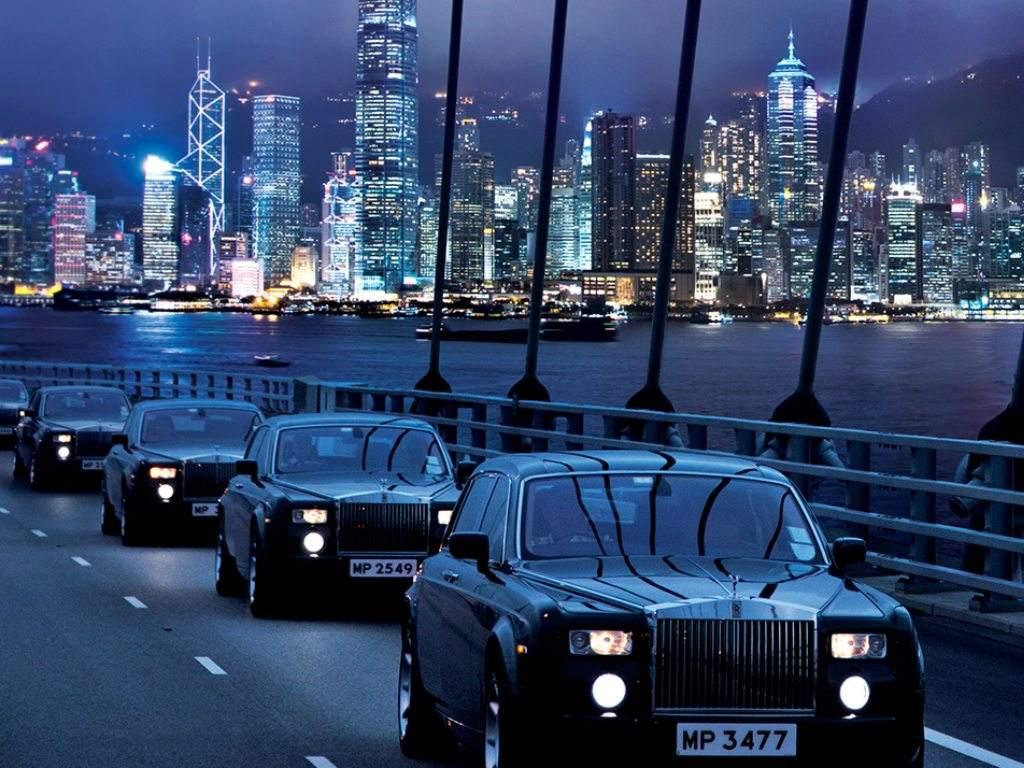 James Bond llega a The Peninsula en Hong Kong