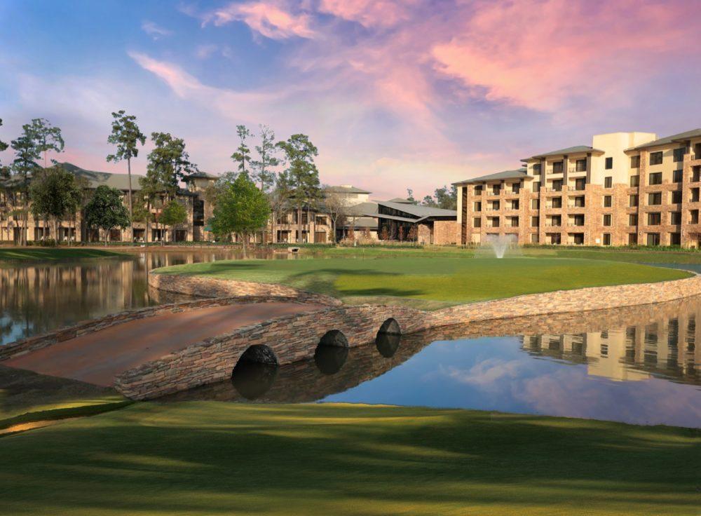The Woodlands Resort Exterior e1489001050497 - Cinco cosas muy cool que no sabías que puedes hacer en Houston