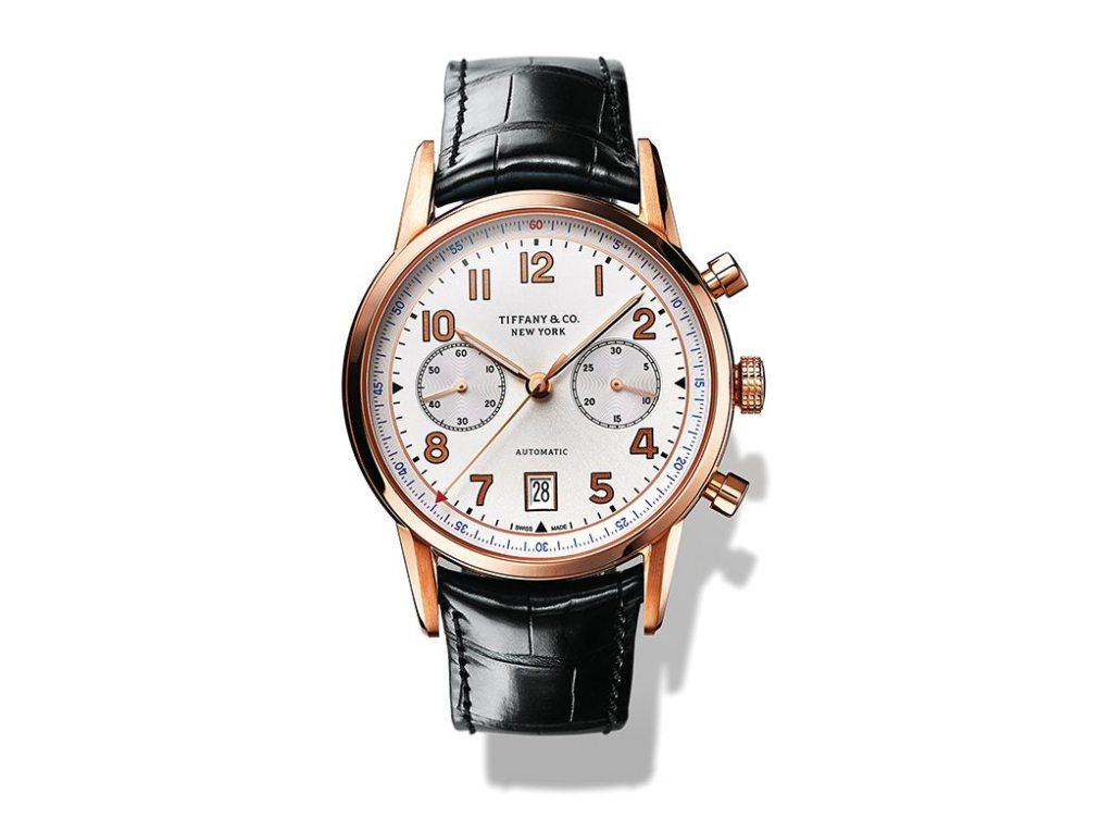 El Reloj CT60 de Tiffany & Co. un homenaje a su fundador