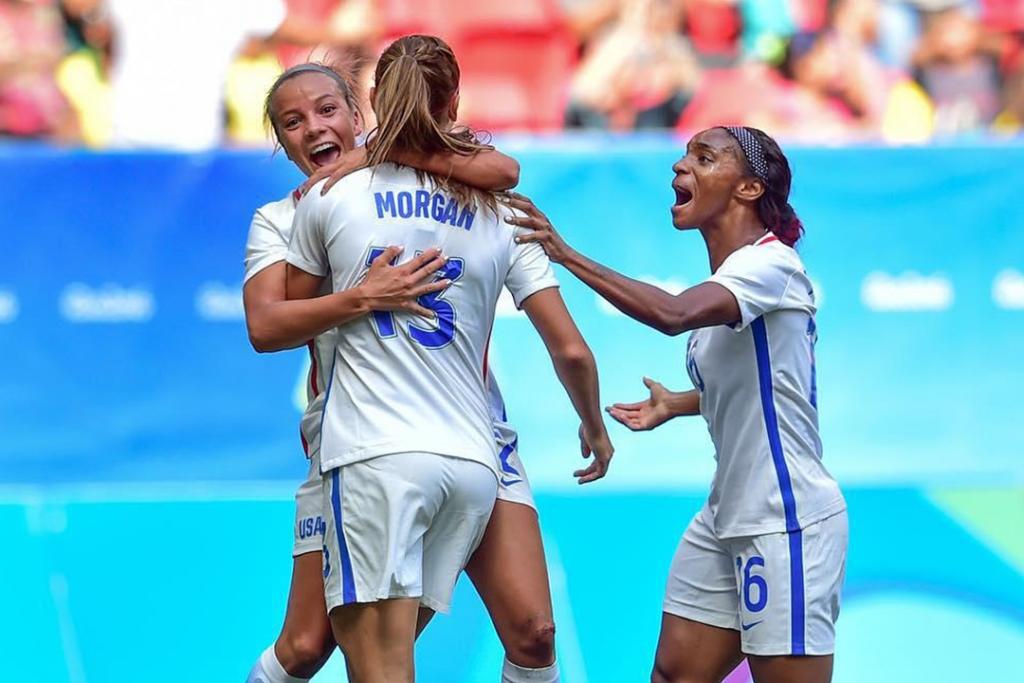 usa2 1024x683 - Mujeres recibirán el mismo bono que hombres en el próximo Mundial Femenino gracias a adidas