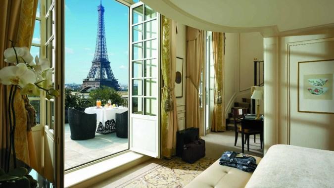 vista torre effiel 1024x577 - Te presentamos estos Airbnb para enamorarte de París