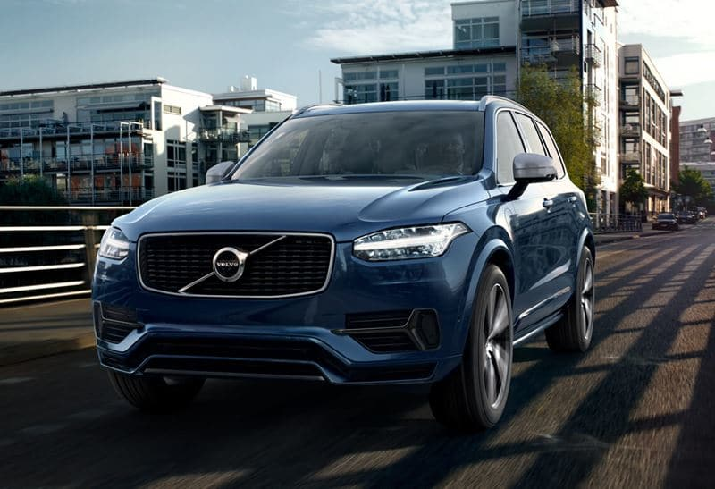volvo - Volvo limitará la velocidad de sus autos a 180 kilómetros por hora