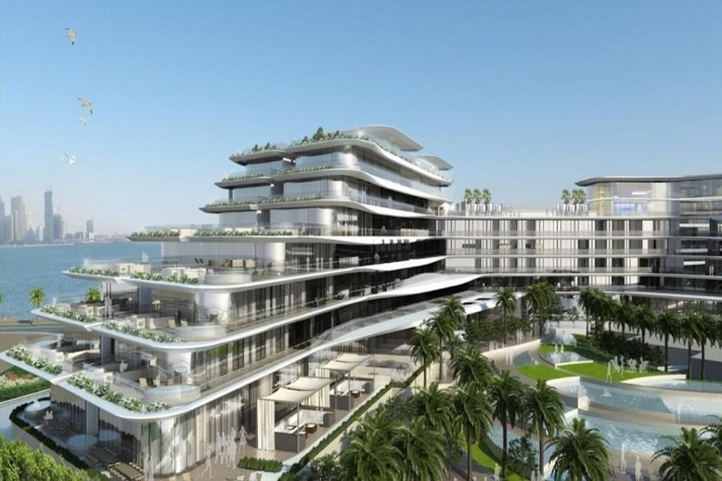 Ahora ya tienes un nuevo pretexto para visitar Dubái, el W Dubai – The Palm