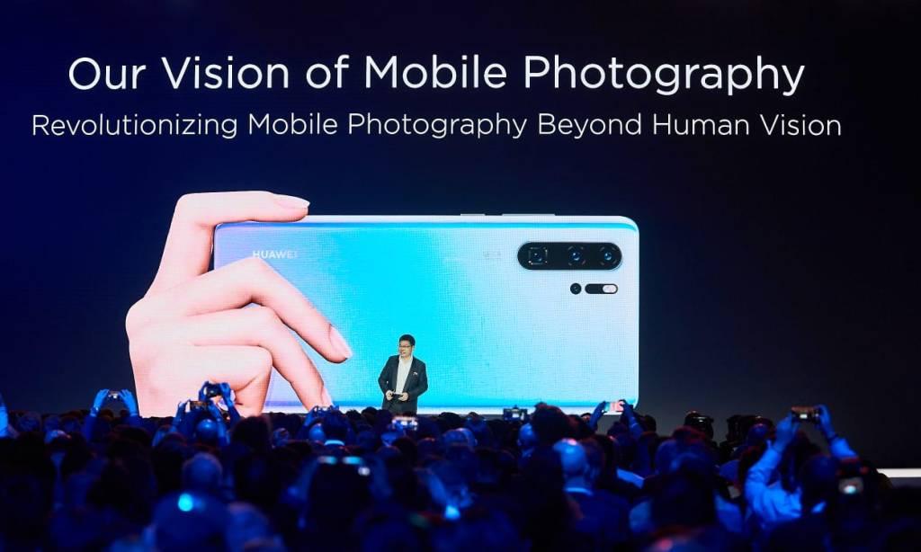 Los nuevos celulares de Huawei tienen la mejor cámara del mercado